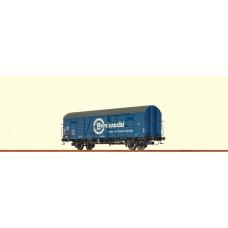 br48714 wagon towarowy Glr 22 DB 192 000 Bauknecht  ep.III (H0)