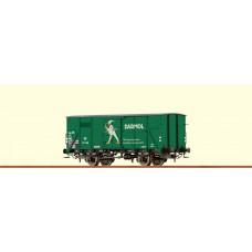 br49050 wagon towarowy zakryty Darmol   DB ep.III (H0)