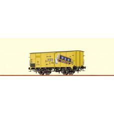 br49057 wagon towarowy zakryty  PEZ Peppermint  OBB 127 313  ep.III (H0)