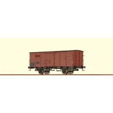 br49065 wagon towarowy zakryty G10   NSB  G 33356  ep.III (H0)