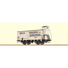 br49069 wagon piwiarka Bierre de Sarrebourg  SNCF 505 261 ep.III (H0)
