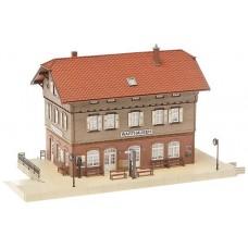 Faller 110123 dworzec Warthausen 295 x 157,5 x 163 mm (H0)