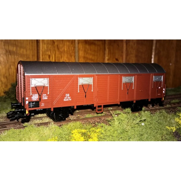 Marklin 46275 wagon zakryty  Glmehs50 DB  201 267 ep.III (H0)