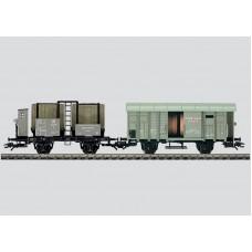 M46762  zestaw 2 wagonów SBB CFF do przewozu wina  ep.I/ II (H0)