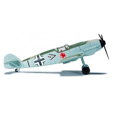 H744089 samolot ME 109 E JG 26 Galland (H0)