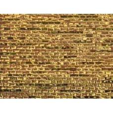A50501 płytka kartonowa mur kamienny 100X 220 mm (H0,TT,N)