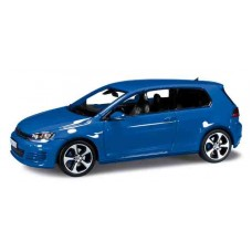H070775  VW Golf VII GTI, pacific blue metallic , błekitny (1:43)