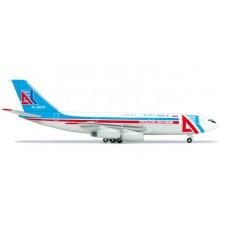 H515641 samolot Ural Airlines Ilyushin IL-86 (1:500)