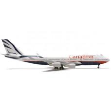 H550154 samolot B747 Air Canada (1:200)