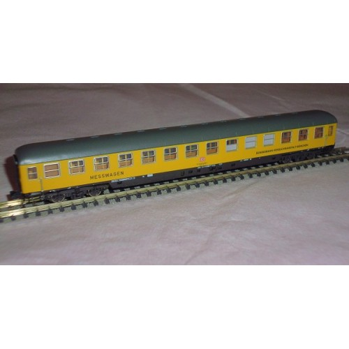 Roco 24314 wagon pomiarowy DBAG ep.V (N)