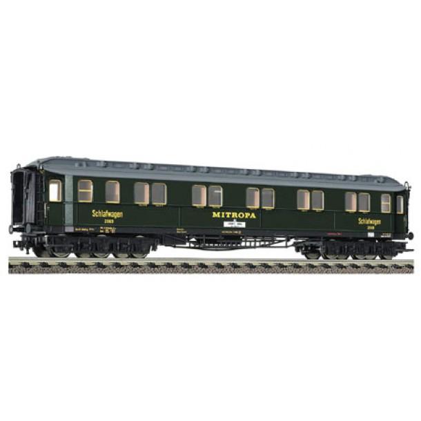Fleischmann 868873 wagon sypialny 2067 MITROPA DRG ep. IIa (N)