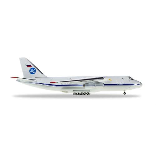 Herpa 518413-001 samolot  224th Flight Unit Antonov AN-124 - RA-82010 (1:500)