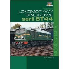 Lokomotywy Spalinowe Serii ST44, autor Ryszard Rusak