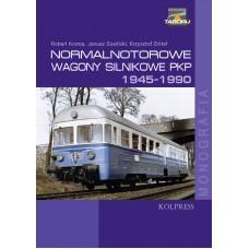 Normalnotorowe Wagony Silnikowe 1945 - 1990  Tom 2