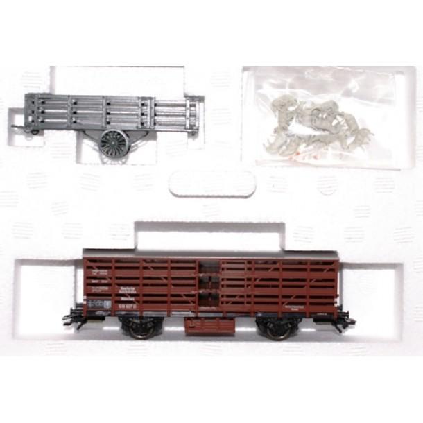 Marklin 46162 wagon towarowy 518 607 Munchen DRG ep. II (H0)