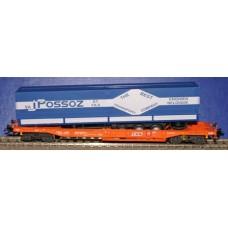 M47446 wagon towarowy SNCB ep. V (H0)