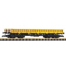 Piko 37762 wagon platforma Res-x G-DB Bahnbaugruppe   ep.VI (G)