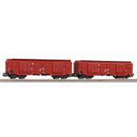 Już w sprzedaży Piko 58376 zestaw 2 wagony Typ 401ka Gags PKP ep.IV (H0)