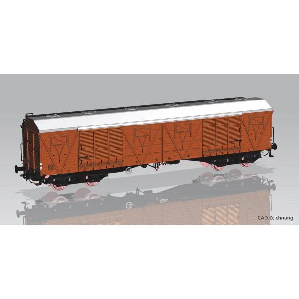 Piko 58472 wagon zakryty 401Ka Gags (KKyt) PKP OPW ep.IV  (H0)
