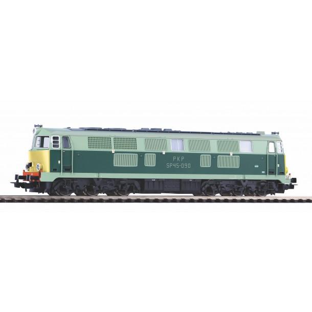 Piko 96310 lokomotywa spalinowa SP45-090 Lok. Rzepin ep.V (H0)
