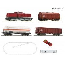 Roco 51321 zestaw startowy Z21 start z lokomotywa BR114 DR ep.IV (H0)